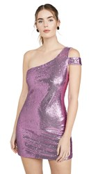 Likely Toscano Sequin Dress Pink