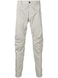 C.P. Company Cp Tapered Trousers Grey