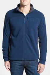 Mountain Hardwear Dual Fleece Jacket Blue