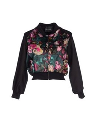 Mary Jane Jackets Fuchsia