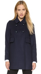 Paul And Joe Sister Elluard Coat Navy