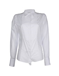Bagutta Shirts White