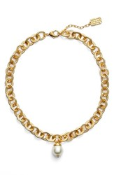 Women's Karine Sultan Short Faux Pearl Collar Necklace