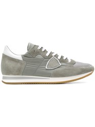 Philippe Model Tropez Sneakers Grey