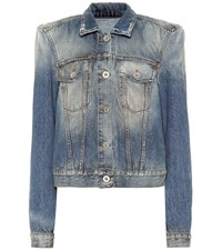 Unravel Denim Jacket Blue
