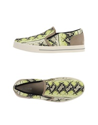 Just Cavalli Sneakers Acid Green