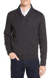 Nordstrom Men's Big And Tall Shawl Collar Sweater