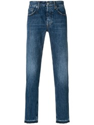 Department 5 Keith Jeans Cotton Blue
