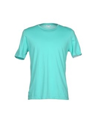Pantone Short Sleeve T Shirts Bright Blue