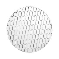Kartell Jelly Dinner Plate Crystal