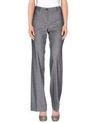 Jacob Cohen Jacob Coh N Trousers Casual Trousers Women Grey