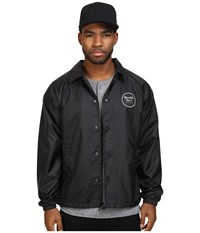 Brixton Wheeler Jacket Black Men's Coat
