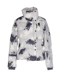 Blauer Coats And Jackets Down Jackets Women White