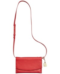 Skagen Charlotta Crossbody Red