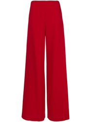 Ralph Lauren Collection Tailored Wide Leg Trousers