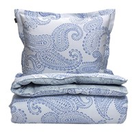 Gant Shadow Paisley Duvet Cover Capri Blue
