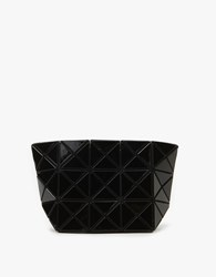 Issey Miyake Prism Pouch In Black