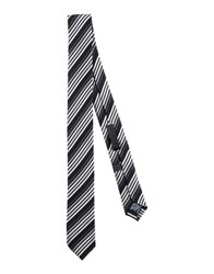 Les Hommes Accessories Ties Men Black