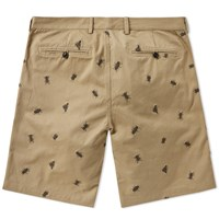 Barbour Beetle Short Brown