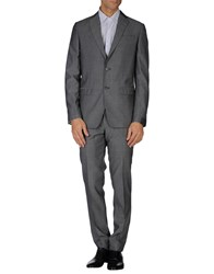 Alessandro Dell'acqua Suits And Jackets Suits Men Grey