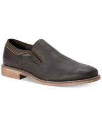 Calvin Klein Jeans Odell Casual Slip On Shoes Men's Shoes Dark Brown