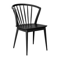 Bloomingville Laura Dining Chair Black