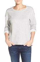 Women's Caslon High Low Sweatshirt