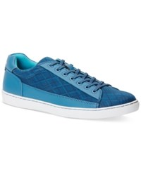 Calvin Klein Jeans Men's Zamir Sneakers Men's Shoes Blue