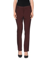 Erika Cavallini Semi Couture Erika Cavallini Semicouture Trousers Casual Trousers Women