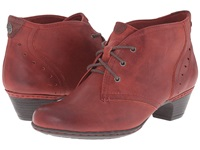 Cobb Hill Aria Dark Red Women's Lace Up Boots