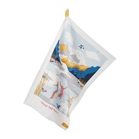 Joules Right To Roam Tea Towel Taking The Plunge