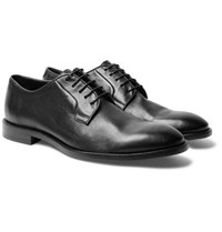Paul Smith Chester Leather Derby Shoes Black
