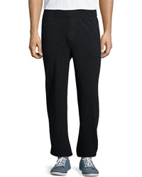Neiman Marcus Cashmere Lounge Pants Charcoal