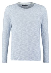 Jack And Jones Jack And Jones Jjprloose Regular Fit Sweatshirt Monaco Blue Melange Royal Blue
