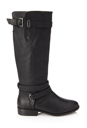 Forever 21 Knee High Riding Boots