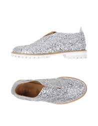 L'f Shoes Loafers Silver
