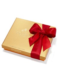 Godiva 19 Piece Holiday Ballotin Chocolate Gift Box No Color