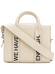 Corto Moltedo Costanza Tote Bag Nude And Neutrals