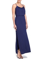 Women's Catherine Catherine Malandrino Convertible Tie Maxi Dress