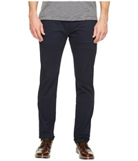 Ted Baker Exmoor Printed Chino Trousers Navy Men's Casual Pants