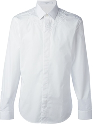 Givenchy Embroidered Thorns Shirt