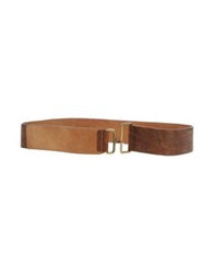 Jo No Fui Belts Brown