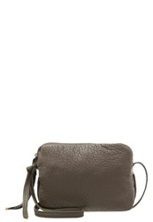 Ichi Avan Across Body Bag Opal Grey Brown
