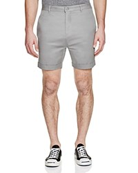 Zanerobe Scout Cuffed Shorts 100 Bloomingdale's Exclusive Cement