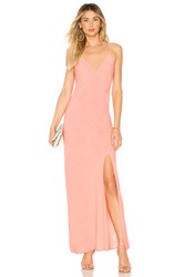Cleobella Becket Slip Dress Coral