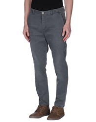Alessandro Dell'acqua Denim Pants Grey