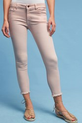 Anthropologie Dl1961 Florence Instasculpt Mid Rise Skinny Ankle Jeans Pink