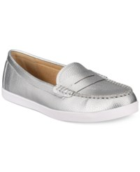 Wanted Tabor Loafers Women's Shoes Silver