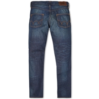 Edwin Ed 55 Relaxed Taper Jean Dark Used Compact Indigo