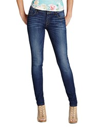 Guess Power Skinny Jeans Blue